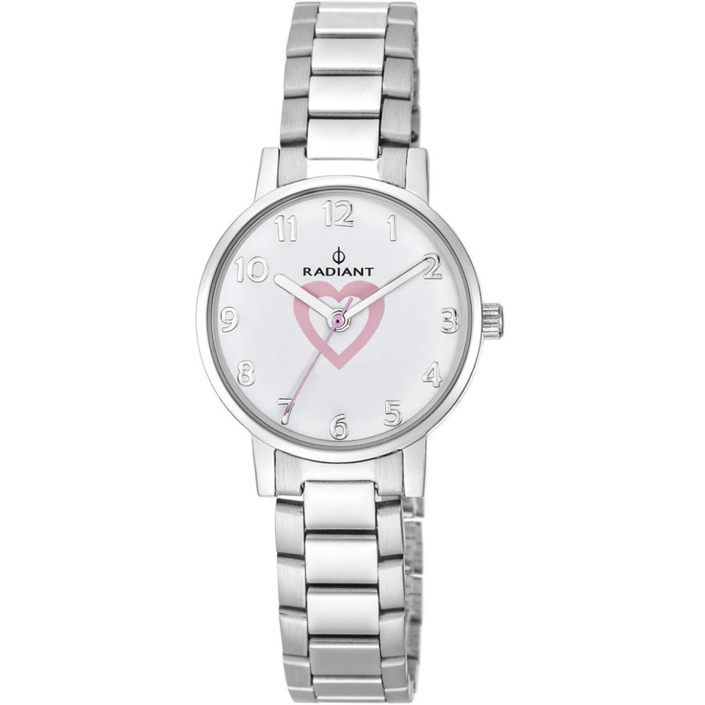 Radiant Heart & Butterfly RA450201 Kid White Watch