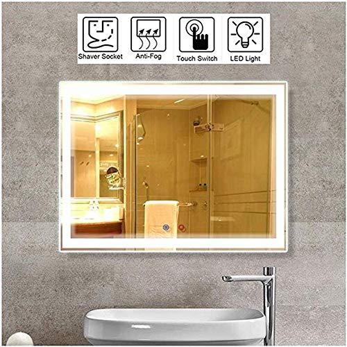 GT.S LED Illuminated Bathroom Mirror Light, Make Up Dressing Wall Mounted Bedroom -