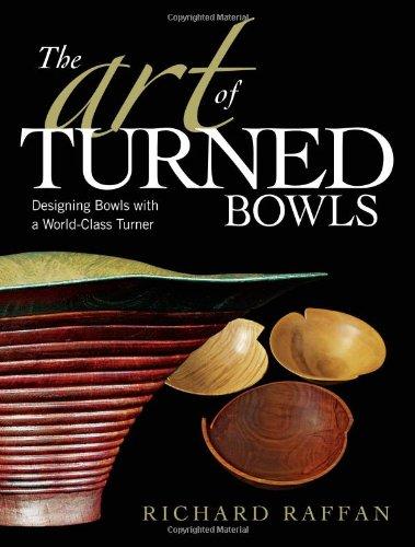 Art Turned Bowls Designing Spectacular