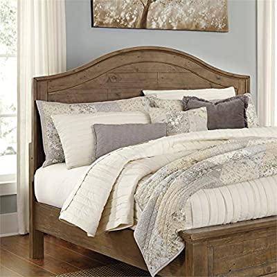 Signature Design by Ashley B659-58 Trishley Pine Panel Headboard, King