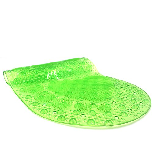 Non-slip Bathroom Rug Shower Mat Machine Washable Bath Ma...