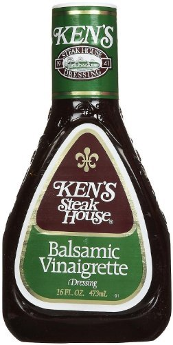 Ken's Balsamic Vinaigrette Dressing 16 Oz (Pack of (Italian Vinaigrette Dressing)