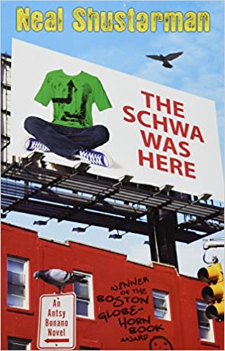 Read online The Schwa was Here PDF, azw (Kindle)