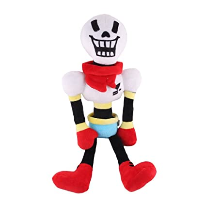 Undertale Papyrus Stuffed Doll Plush Toy For Kids Christmas Gifts For Baby, Children