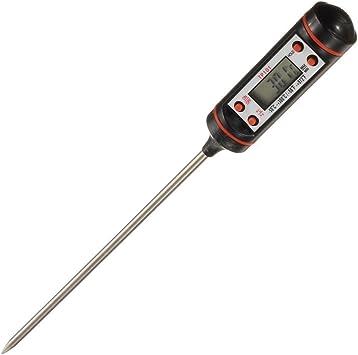Demarkt Termometro Digital De Cocina Para Medir Temperatura De La Pescado Carne Amazon Es Electronica Controla tu salud y tu gusto. cocina para medir temperatura
