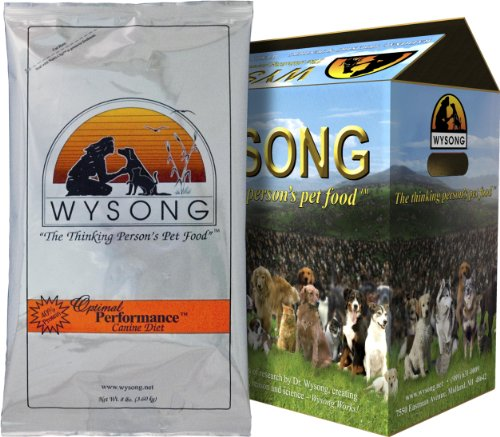 Wysong Optimal Performance Dog Food Case, 32-Pound, My Pet Supplies
