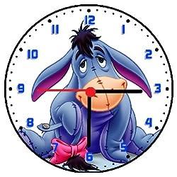 Rusch Inc. Eeyore from Winnie Pooh Wall Clock