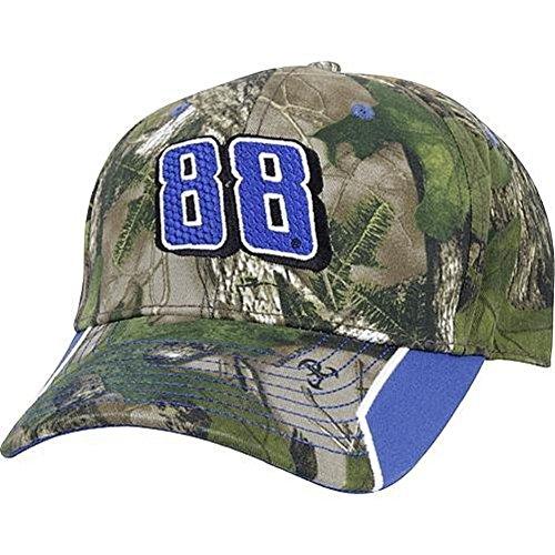 Mens Dale Earnhardt JR Camo Hat