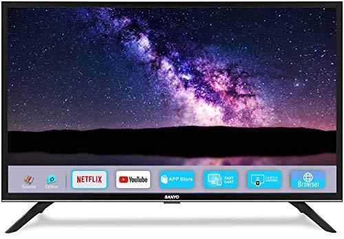 Sanyo Nebula Series HD Ready Smart IPS LED TV XT-32A081H