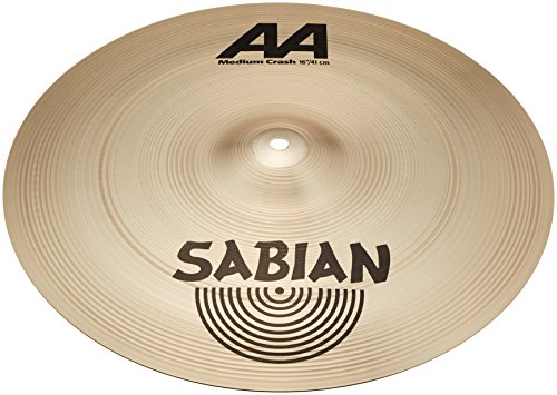 Sabian AA 16 Inch Medium Crash