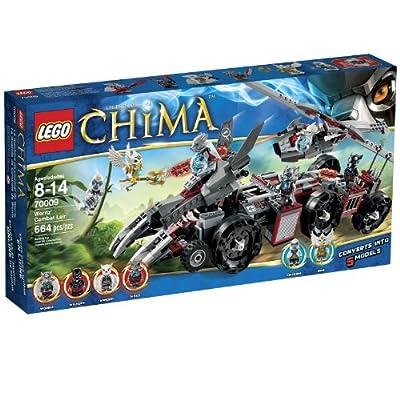 LEGO® Chima, Worriz Combat Lair - Item #70009