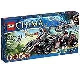 LEGO Chima 70009 Worriz Combat Lair, Baby & Kids Zone