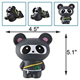 "Anboor 5.1"" Squishies Ninja Jumbo Panda Slow Rising Squishies Kawaii Scented Soft Animal Toys"