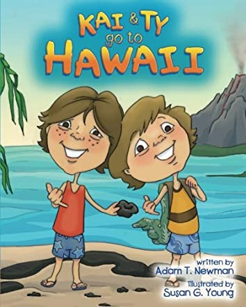 Kai and Ty Go To Hawaii
