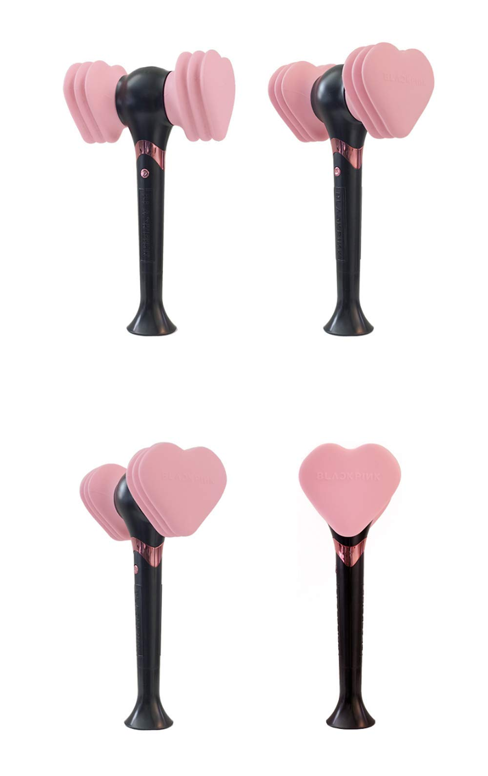 Blackpink Official Lightstick with one Random Jennie Acrylic photocard by Blackpink (Image #2)
