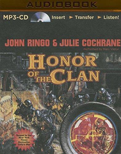 Honor of the Clan (Legacy of the Aldenata Series) pdf epub