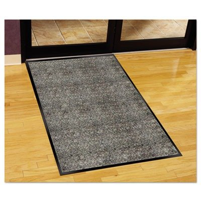 - Guardian 74040630 Silver Series Walk-Off Mat- Polypropylene- 48 x 72- Pepper/Salt