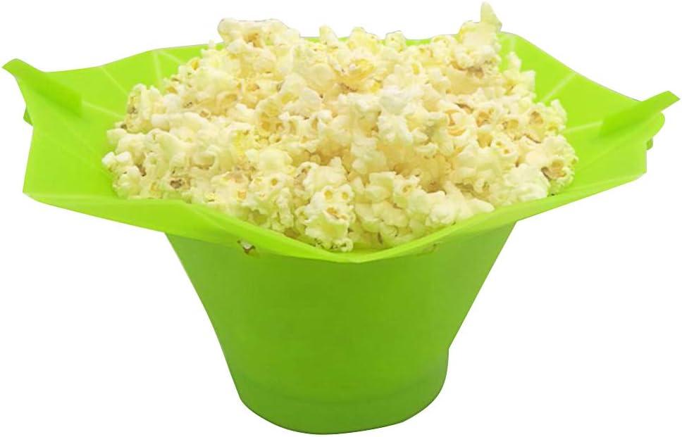 Microondas Popcorn Popper - Microondas Palomitas de Maíz Popper de ...