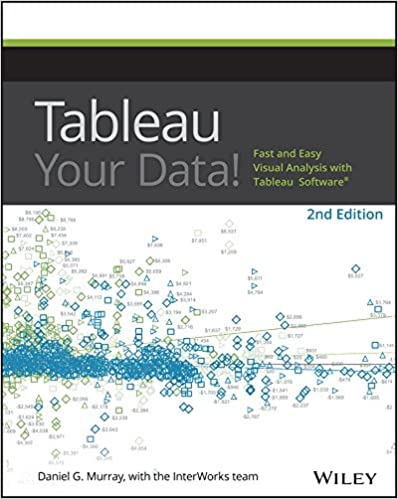 tableau your data fast and easy visual analysis with tableau