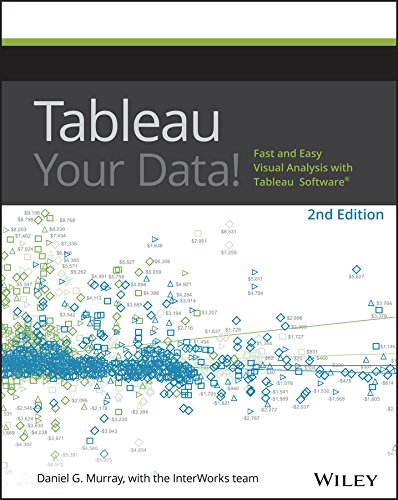 Tableau Your Data!: Fast and Easy Visual Analysis with Tableau Software (Data Visualization Best Practices 2019)