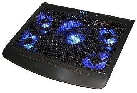 """Y&M Soporte Laptop portátil Enfriador coolingpad para 9 """"DE 19//5"""