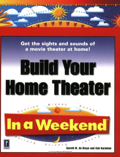 Download Build Your Home Theater In a Weekend ebook