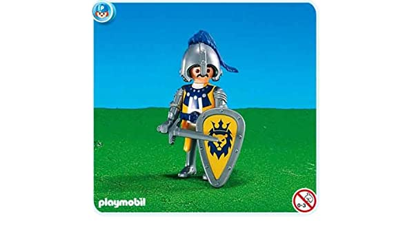 Playmobil 7767 Líder de la Royal Knight: Amazon.es: Juguetes y juegos