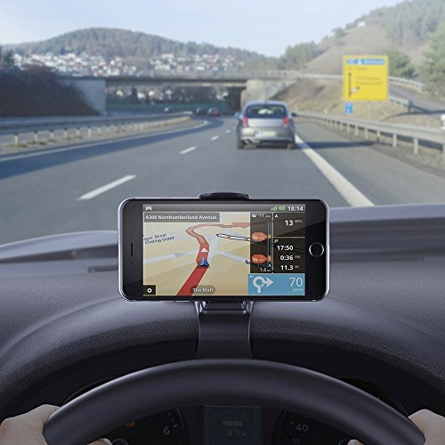 Car Mount, Safe Driving Car Phone Holder / Universal Adjusta