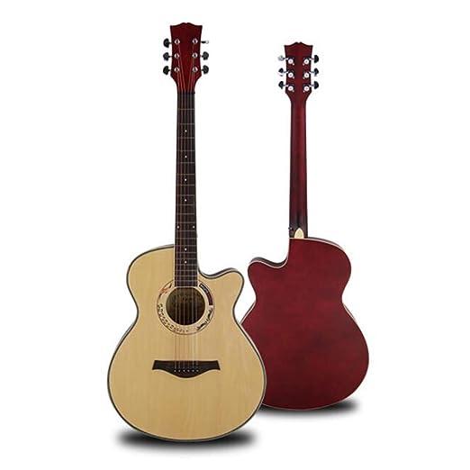 BAIYING-Guitarra Acústica ,Principiante Práctica Estudiantil ...
