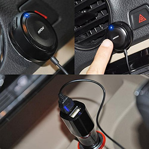 Mpow 174 Streambot One Bluetooth 4 0 Hands Free Car Kit