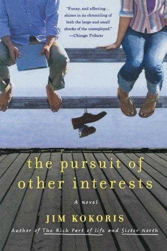 The Pursuit of Other Interests: A Novel pdf epub