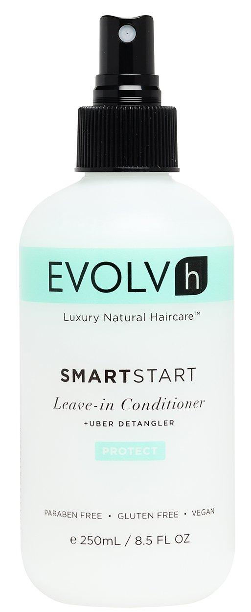EVOLVh - Organic SmartStart Leave-in Conditioner + Uber Detangler (8.5 fl oz/250 ml)