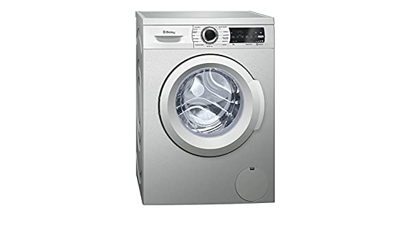 Balay 3TS976XT Independiente Carga frontal 7kg 1200RPM A+++ Acero ...