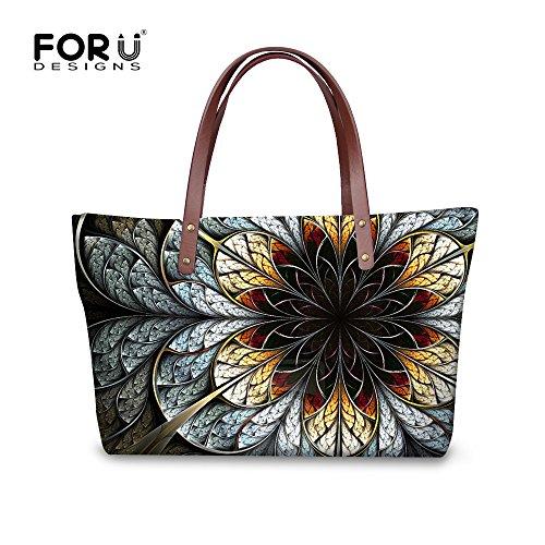 FOR U Designs Sexy Women Velvet Bags Beautiful Flowers Yo...
