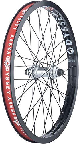 (Odyssey Hazard Lite Wheel Front Black)