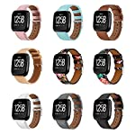 for-Fitbit-Versa-Bands-for-Women-Smartwatch-Wrist-Strap-Watch-Band-Genuine-Leather-Watch-Straps