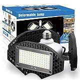 Best Garage Lights - LED Garage Lights, Deformable LED Garage Ceiling Lights Review