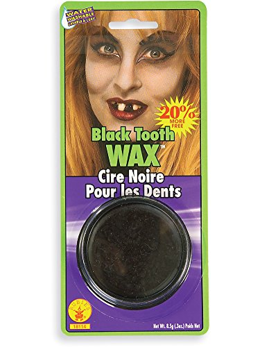 Rubie's Costume Co. Tooth Wax Costume, Standard, Multicolor]()