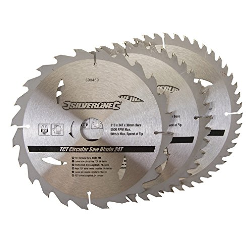 Silverline Circular Saw - 1