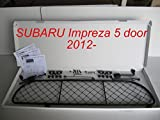 Dog Guard, Pet Barrier Net and Screen RDA65-S for SUBARU Impreza Hatchback 5 door, car model produced from 2012 to 2017, for Luggage and Pets Review