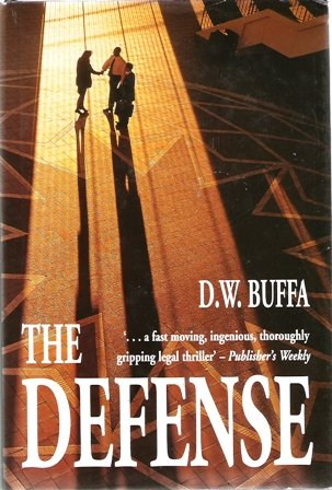 book cover of The Defense