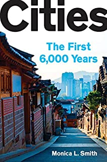 Book Cover: Cities: The First 6,000 Years