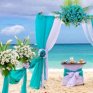 Artificial Plants Greenery Boston Fern Plants Shrubs Tropical Palm Leaf for Indoor Outdoor Wedding Deco 7