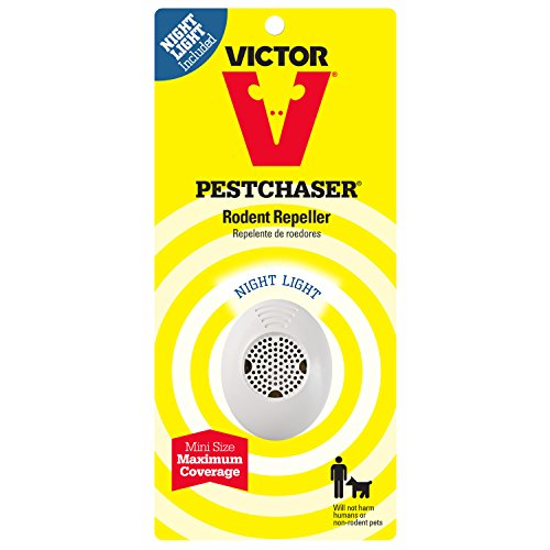 Victor Mini M751SN Ultrasonic Pest Chaser Rodent Repeller