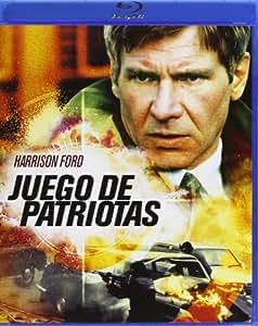 Juego de patriotas [Blu-ray]