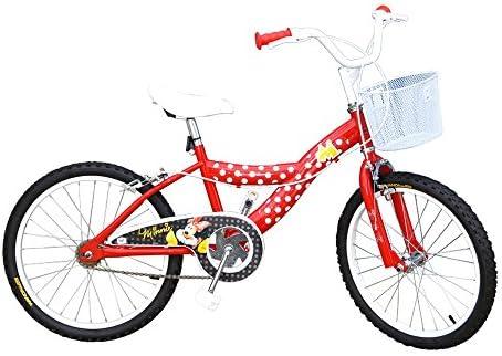 Bicicleta Disney Minnie 20 pulgadas: Amazon.es: Deportes y aire libre
