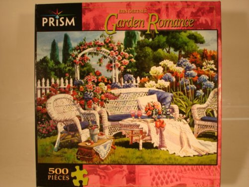 GARDEN ROMANCE 500 PIECE JIGSAW PUZZLE 19