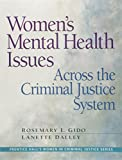 img - for Women's Mental Health Issues Across The Criminal Justice System book / textbook / text book