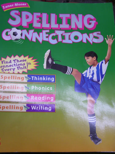 Read Online Spelling Connections: Level 3 pdf epub