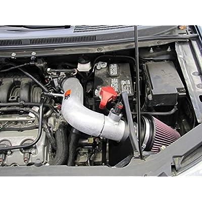 K&N Cold Air Intake Kit: High Performance, Guaranteed to Increase Horsepower: 2007-2010 FORD (Edge) 77-2574KS: Automotive